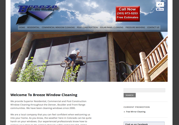 Breeze Window Cleaning